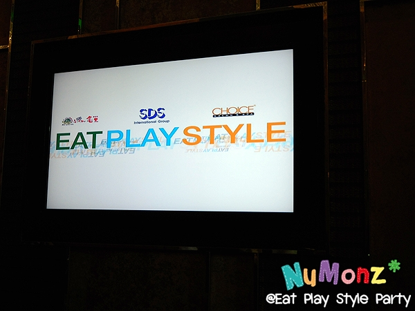 """Eat Play Style"" Thank you Party"