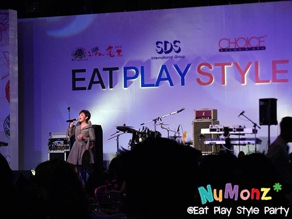 """มาลีวัลย์ เจมีน่า @""""Eat Play Style"""" Thank you Party"""