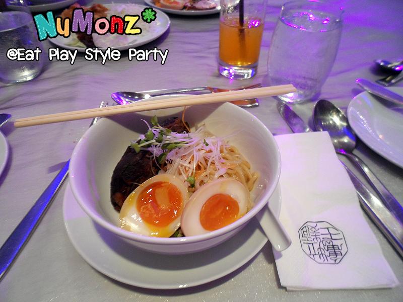 """ราเมงคิโอะ @ """"Eat Play Style"""" Thank you Party"""