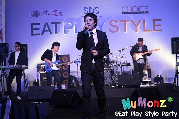 "ETC มินิคอนเสิร์ต @ ""Eat Play Style"" Thank you Party"